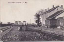 12 LAISSAC - La Gare - France
