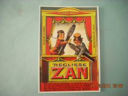 CLOUET    10781  REGLISSE ZAN   THEATRE DE GUIGNOL - Teatro