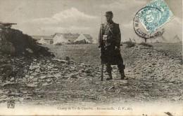 Champ De Tir De Chenôve - En Sentinelle - Chenove