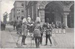 LEIPZIG 2. Juni 1908 Parade Regiment Nr 106 + 107 Beim Jubiläum 200 Jahre König V Sachsen + ältester Prinz - Leipzig