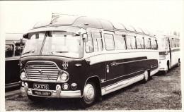 Bus Photo Davies Turner Bedford SB1 Duple Coach YLK575 - Cars