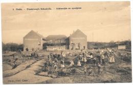 Heide NA1: Diesterweg's Schoolvilla. Achterzijde En Speelplein - Kalmthout