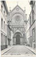 Louvain NA16: Eglise Des Jésuites 1903 - Leuven
