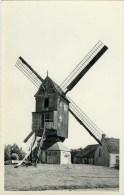 AARTSELAAR (Antw.) - Molen/moulin - De Heimolen Vóór 1957. Mooie Zwart-wit Kaart, Glanzend. Historische Opname! - Aartselaar