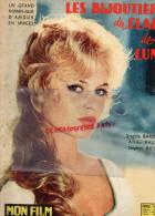 LES BIJOUTIERS DU CLAIR DE LUNE - BRIGITTE BARDOT-ALIDA VALLI-VIRGINIA MAYO- N° 636- 1958- ROMAN FILM CINEMA - Livres, BD, Revues