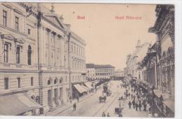 Romania - Arad - Strada Aczel Peter - Romania