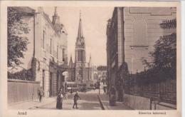 Romania - Arad - Biserica Luterana - Romania