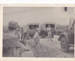 Europe - WW2 - American Soldier - Military Police - Original Photo 80x115mm - Guerre, Militaire