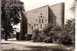 5000 KÖLN, Kirche, Neu Sankt Alban, Stadtgarten - Koeln