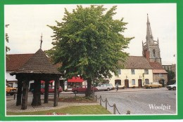 Postcard - Woolpit St. Mary Church, Suffolk. WT1 - Other