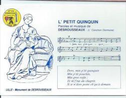 "France : 37ème AG UNMRIFEN "" L'PETIT QUINQUIN"" - Timbres"