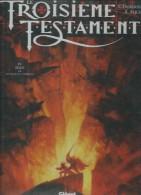 """LE TROISIEME TESTAMENT  """" JEAN OU LE JOUR DU CORBEAU """"  - DORISON / ALICE- E.O.  JUIN 2003  GLENAT - Troisième Testament, Le"""