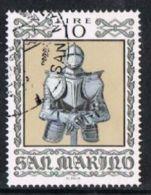San Marino SG995 1974 Cesta Museum 10l Good/fine Used [12/13044/7D] - San Marino