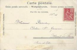 France : Y&T N° 116 Carte Postale - France