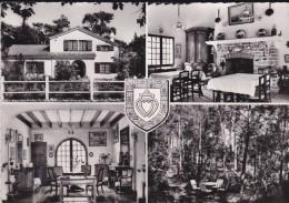 85---ILE DE NOIRMOUTIER---Les Prateaux Hôtel Restaurant---voir 2 Scans - Ile De Noirmoutier