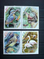 BULGARIA 2007 FAUNA Animals PROTECTED BIRDS - Fine Set MNH - Neufs