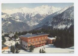 73 COURCHEVEL - Hotel Le Savoy -RECTO/VERSO -C29 - Courchevel