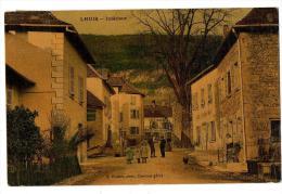 LHUIS INTERIEUR DU VILLAGE  ANIMEE - Autres Communes