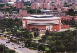 Lote PEP14,  Colombia, Medellin, Plaza De Toros La Macarena, Bullring, Postcard - Colombia