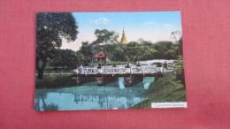 Cantonment Gardens   =2132 - Myanmar (Burma)