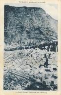 Carrier - Tailleurs De Parements Au Travail - Au Fond: Massif Coburne (Maurienne) Photo Grimal - Carte Non Circulée - Other