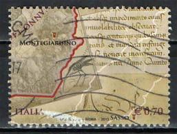 ITALIA - 2013 - TERRITORIO DI SAN MARINO - MONTEGIARDINO - USATO - 2011-...: Usati