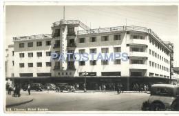 25287 CHILE OSORNO REGION LOS LAGOS HOTEL BURNIER POSTAL POSTCARD - Chile