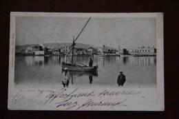 SUEZ - Marée Haute - Suez