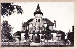 J812 BERTINCOURT Pas De Calais L'HOTEL De VILLE Mairie 1950s Photo Véritable Photo Edition SOUILLARD Bapaume N°1 - Bertincourt