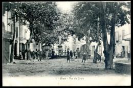 Cpa Du 83 Vinon Vue Du Cours    DEC15 01 - Autres Communes