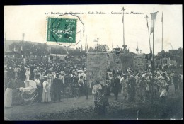Cpa Du 54  Baccarat -- 20è Bataillon De Chasseurs - Sidi Brahim - Concours De Musique    DEC15 01 - Baccarat