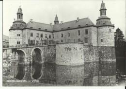 Horion - Hozémont -- Le Château.   (2 Scans) - Grâce-Hollogne