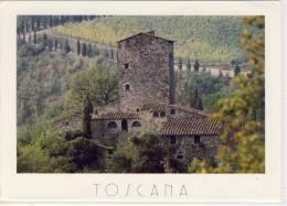 CHIANTI - TOSCANA  -   1995,  Formato Grande - Italie