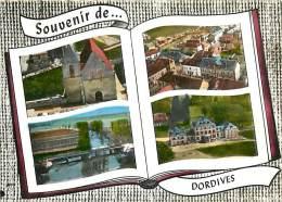 Réf : T 15 - 3972  : DORDIVES VUES AERIENNES - Dordives