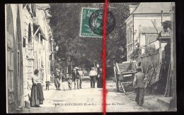 L´ILE BOUCHARD: Avenue Des Presles - L'Île-Bouchard