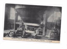 87 - CHATEAU CHERVIX : Mines D'or De La Fagassière - Le Broyage - France