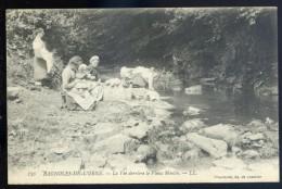 Cpa Du 61  Bagnoles De L' Orne - La Vie Derrière Le Vieux Moulin  NOV15 22 - Bagnoles De L'Orne
