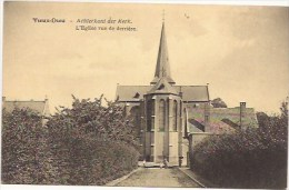 MORTSEL: Oude God - Achterkant Der Kerk - Mortsel