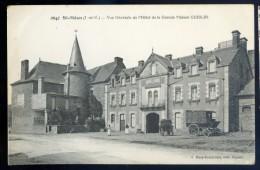 Cpa Du 35  St Méen -- Vue Générale De L' Hôtel De La Grande Maison Guiblin  NOV15 22 - Autres Communes