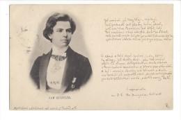13532 - Jan Kubelik Czech Violinist & Composer - Tchéquie