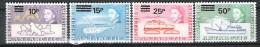 British Antarctic Territory 1971 Definitive Decimal Currency MNH CV £130 (2 Scans) - Territorio Antártico Británico  (BAT)