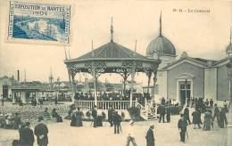 NANTES     CONCERT     EXPOSITION 1904   VIGNETTE - Nantes