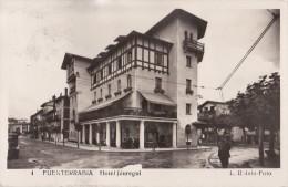 FUENTERRABIA/Hôtel Jauregui/ Réf:C3946 - Espagne