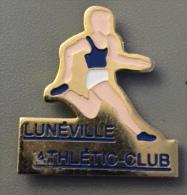 ATHLETISME LUNEVILLE - Atletiek