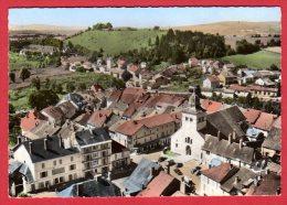 39 CLAIRVAUX-les-LACS - Vue Générale, Place De L'église - Clairvaux Les Lacs
