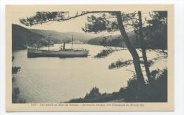 29. Du Faou Au Pont De Térénez - Rivière De L'Aulne , Site Pittoresque Du Moulin -RECTO/VERSO -C29 - France
