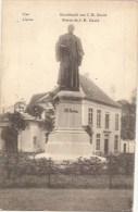 LIER: Standbeeld Van J.B. David - Lier