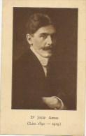 LIER: Dr Jozef Arras (1890 - 1919) - Lier