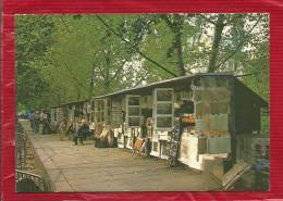 PARIS -  Les Bouquinistes Sur Le Quai De La Tournelle - Petits Métiers à Paris