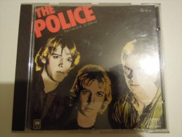 The Police - Outlandos D'amour - A&m 394 753 2 - France - Musik & Instrumente